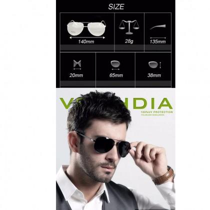 Biziborong  VEITHDIA Men UV Protection Polarised Lens Sunglasses Set  R485