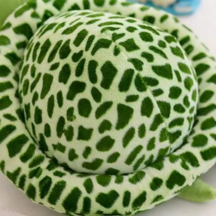 Biziborong 40cm Turtle Soft Plush Stuffed Toy  Stuff Cushion Doll Birthday Valentine Gift Pillow Kids - RE32