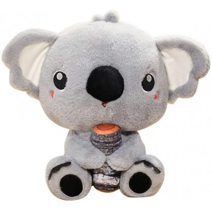 Biziborong 30cm Koala Soft Plush Stuffed Toy Stuff Cushion Doll Birthday Valentine Gift Pillow Kids - RE33